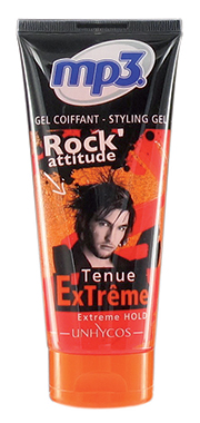 Gels cheveux