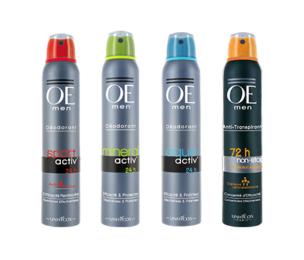 Déodorants Spray
